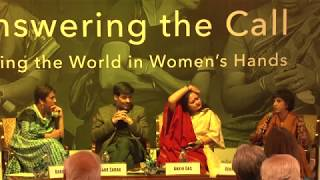#ConnectedWomen | Panel Discussion: Answering the Call