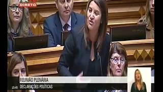 Emília Cerqueira questiona deputada do PEV