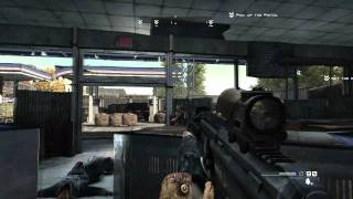 Homefront Gameplay PC MAX Settings HD [GTX 460 & X6 1055T]