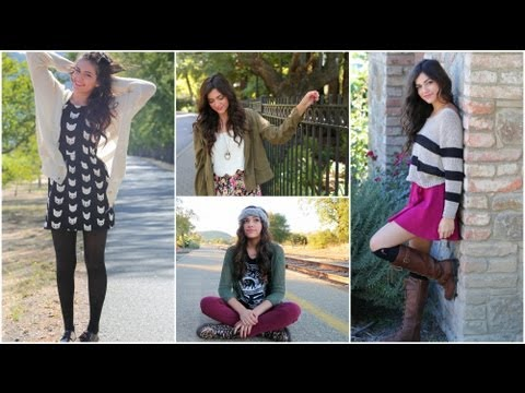 Fall Inspiration: Outfits, Accessories, & Beauty!
