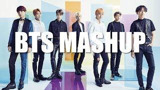 Download BTS (방탄소년단) Mashup [Idol + Blood Sweat Tears + Fake Love + Not Today + more]
