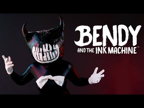 Bendy and the Ink Machine COSPLAY - DIY
