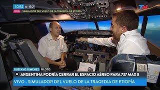 Cuál es la posible falla del Boeing 737 MAX 8