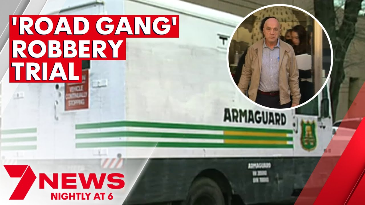 Alleged mastermind of Armaguard heist goes on trial in Melbourne   7NEWS