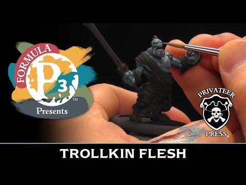 Formula P3 Presents: Trollkin Flesh