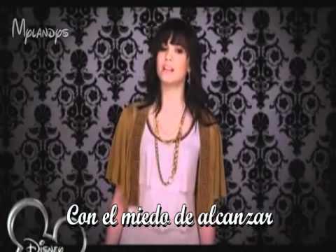 Lo que soy - Demi lovato - Acustico karaoke piano Oficial