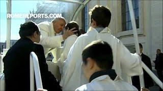 Đức Giáo Hoàng: Một trái tim đóng kín không thể hiểu Kitô giáo nghĩa là gì