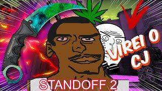 VIREI O CJ NO STANDOFF 2 ! 🔴🔴🔴
