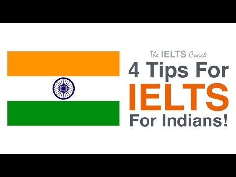 4 Tips For IELTS For Indians