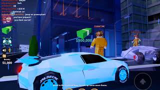 Play (roblox ) me and Mrx [jail break]
