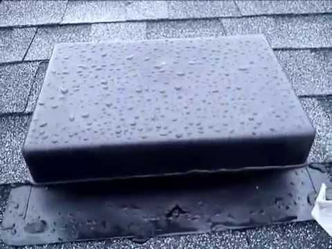 Leaking Roof Vents Repair