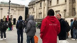 Obdachlos in London: Gastarbeiter im freien Fall