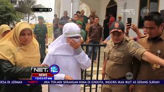 Download Langgar Syariat, Pasangan di Aceh Dihukum Cambuk - NET12 Mp3