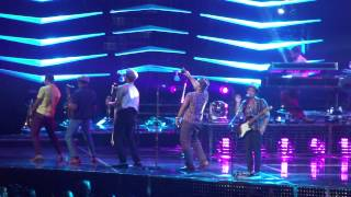 "Bruno Mars ""Marry You"" Live from Tampa Bay Times Forum 8-28-2013"