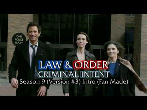 Download Law & Order: Criminal Intent - Season 9 (Version #3) Intro (Fan Made)