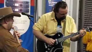 Johnny Hiland NAMM 2010
