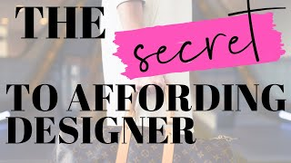 5 Tips to Find Designer for Less: Never Pay Full Price Again!