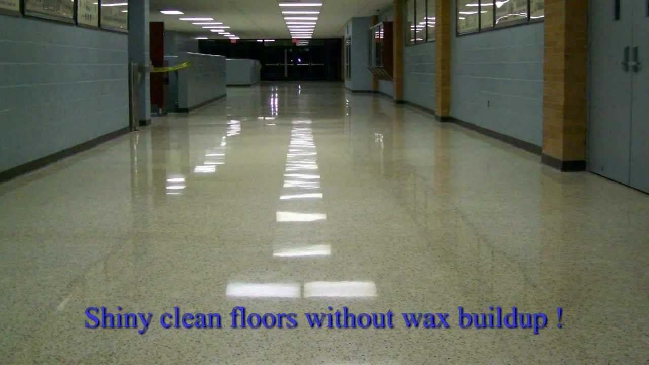 Terrazzo Floor Vitrification