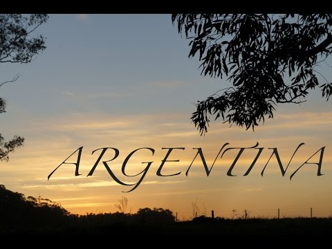 Backpacking South America: Argentina Travel Video