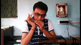 Bésame Mucho (Kiss me a lot) Harmonica cover by Kuntal Sil