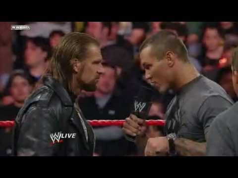 WWE 2K18 Randy Orton vs. Triple H Wrestlemania 25!