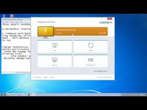 Kaspersky antivirus trial reset | KRT CLUB v2 1 2 69 Download