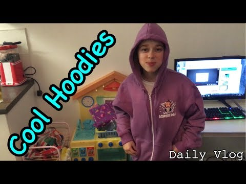 love the hoodies #stevesfamilyvlogs #dailyvlog