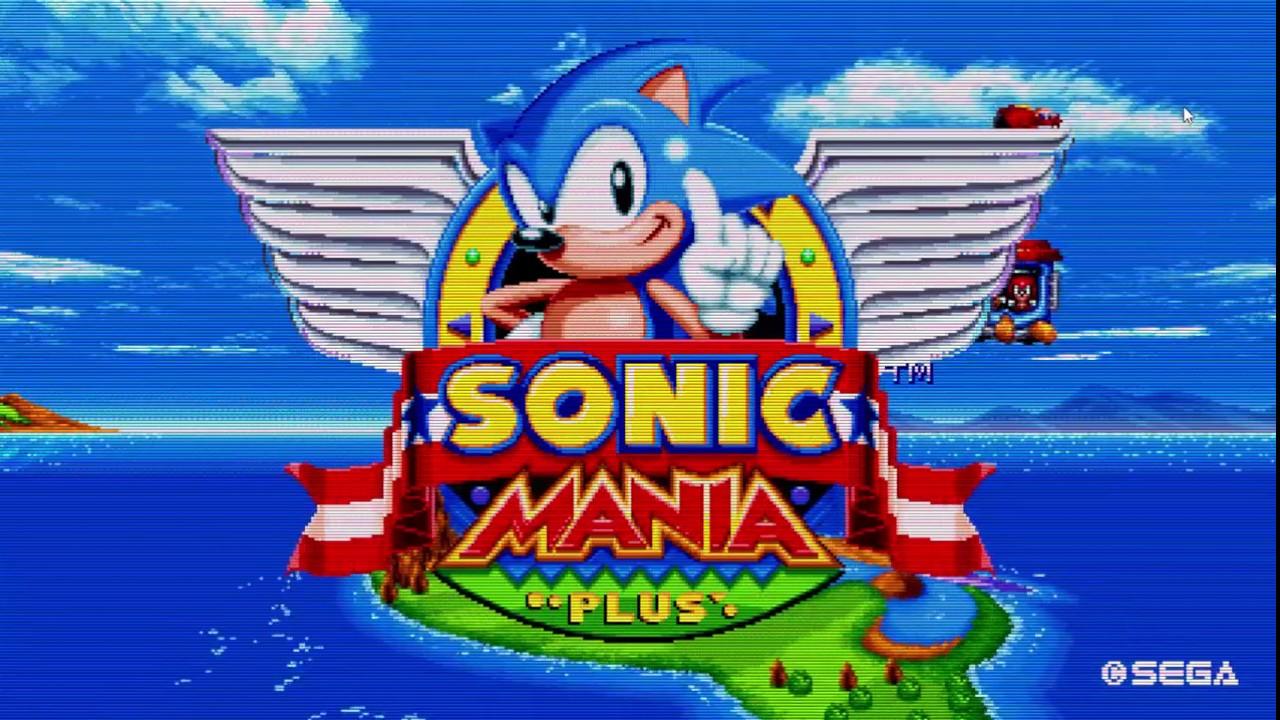 SSBU Announcer Competition [Sonic Mania] [Sound Mods]