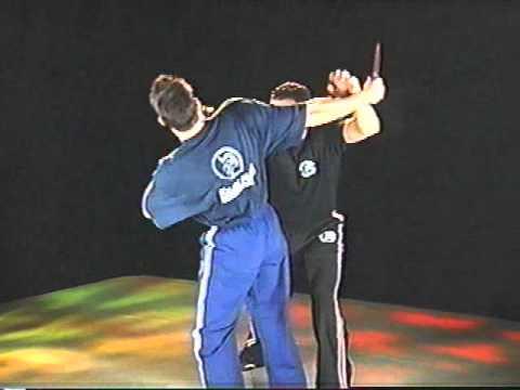 Krav Maga   On The Edge knife fighting techniques