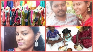 #DIML May 6th Sunday Routine Vlog/Coconut Biriyani Rice & Chicken Curry/Small Street Shopping Vlog