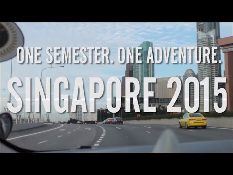 En Route from Toronto to Singapore | Exchange 2015