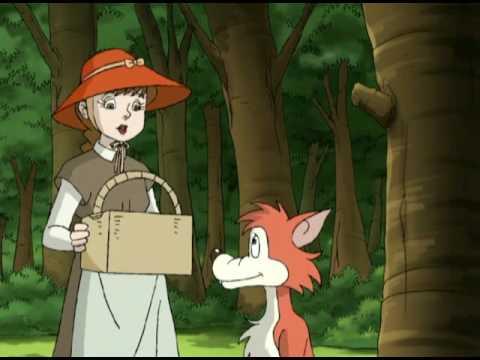 Les Aventures du Grand Méchant Loup (3/5) 勇猛的小红狼 (三)