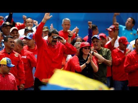 Venezuela: Se instala la Asamblea Nacional Constituyente en medio de leves protestas de la oposición