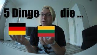 5 Dinge die man in Litauen nicht erwarten würde | DustinReallife