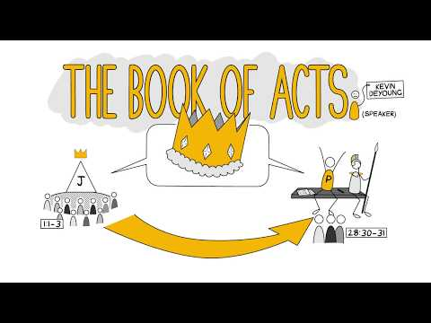 Acts: A Visual Guide   Book