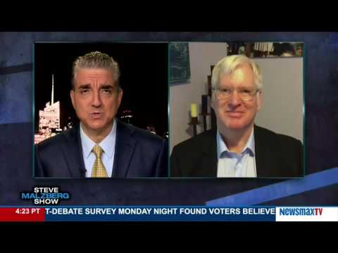 Malzberg | Jim Hoft on the debate moderator at last night