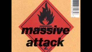 Massive attack BLUE LINES Five Man Army
