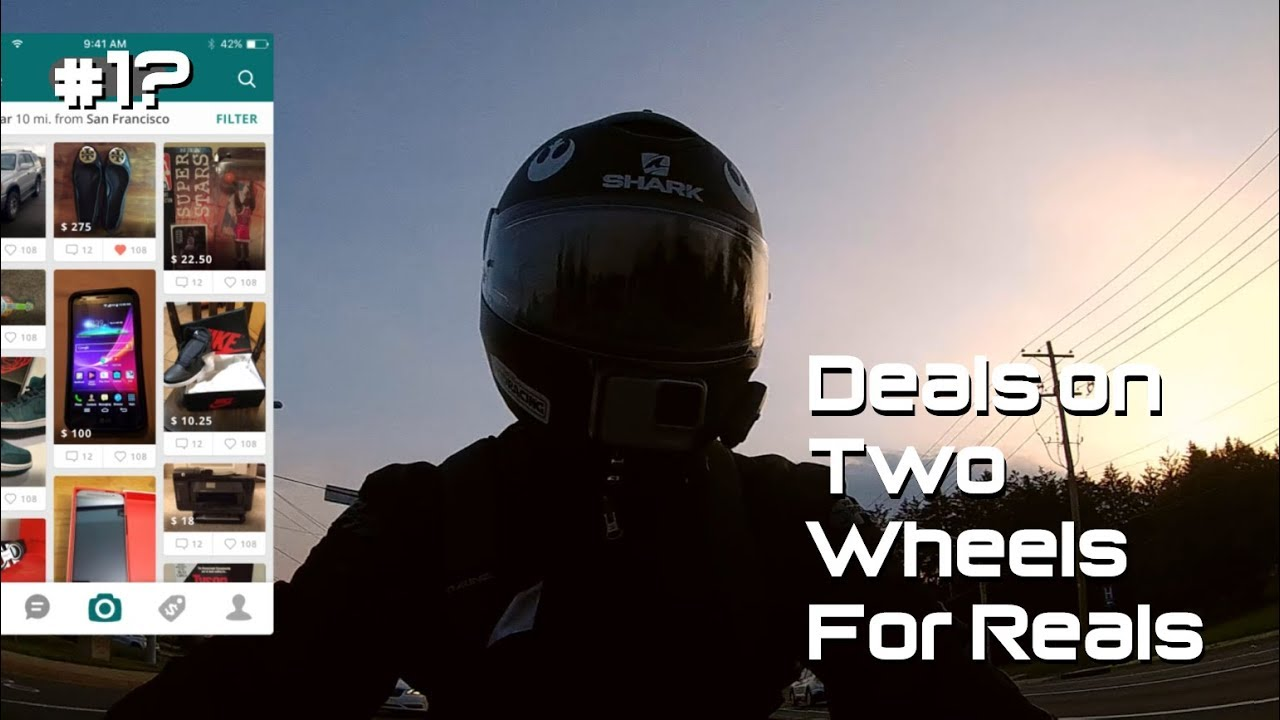 Ep  20: Top 4 places: Where to find a motorcycle to buy in 2019  Best value  used bikes