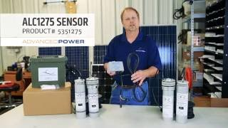 ALC 1275 Water Level Sensor Controller for Solar Pumping Systems