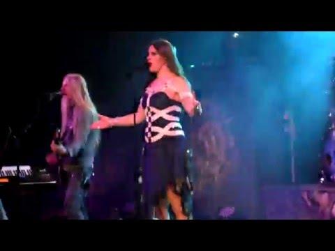 Wishmaster (LIVE) - Nightwish in San Antonio Texas 2016