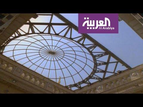 من الحرمين | قبب المسجد النبوي الشريف تحف متحركة  - نشر قبل 3 ساعة