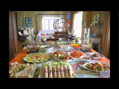 Food For Baby Shower