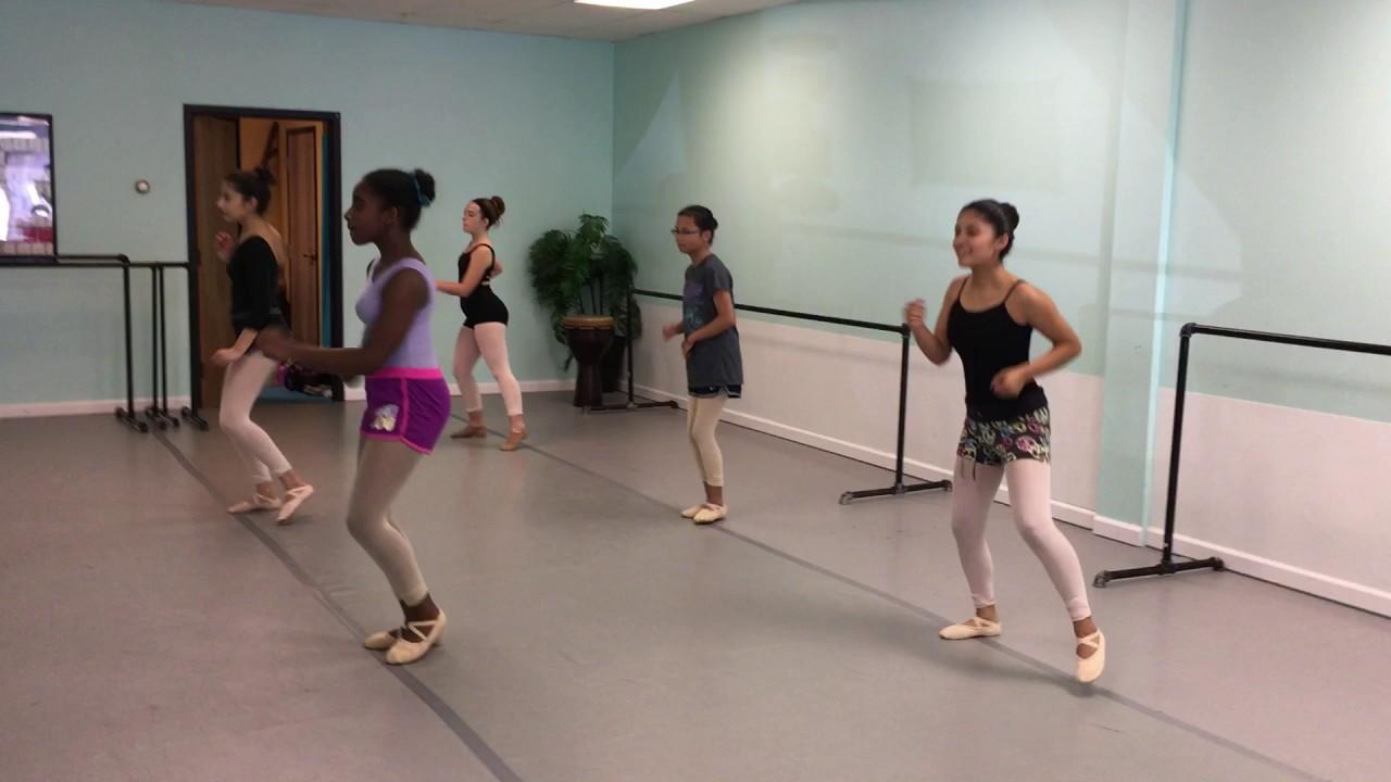 Latin Jazz Dance At Ap Motion Flemington Nj