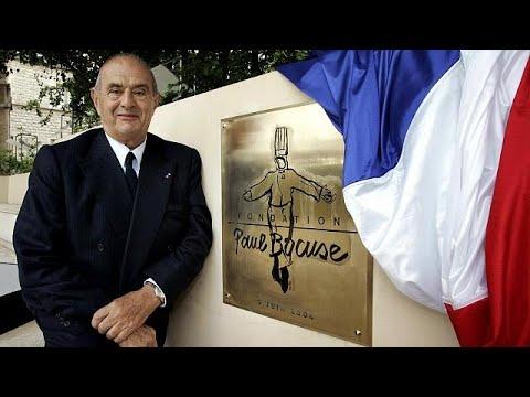França chora a morte do `chef` Paul Bocuse