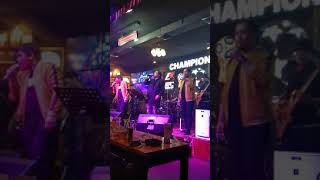 Gambar cover The Boys with Jonar Situmorang live in Champion /20-09-2019