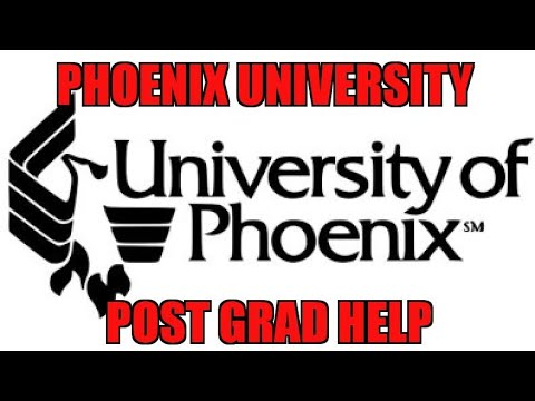 Phoenix University Online Resume Builder Youtube
