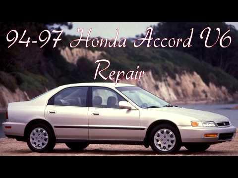 1997 Honda Accord V6 2.7l Engine