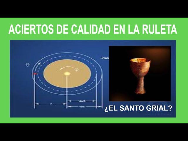ACIERTOS DE CALIDAD EN LA RULETA /¿EL SANTO GRIAL?/ Casino 50 USD A 1044 USD💪