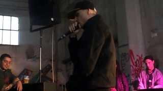 INOKI NESS FEAT JACK N.  FREESTYLE JAM MILANO  20/10/2013