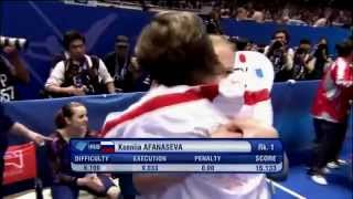 Kseniya Afanasyeva - Grace and Power